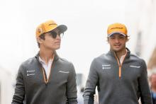 McLaren confirm Norris, Sainz for 2020 F1 season