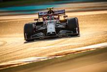 Giovinazzi says maiden F1 podium with Alfa Romeo is his 'main target'