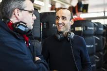 Kubica to drive new Alfa Romeo first at F1 testing