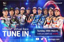 MotoGP announces 'Virtual Race 2'