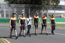 Quarantined McLaren F1 staff now back home in UK