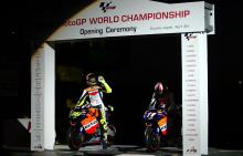 Rossi feared RCV wouldn't beat 500s