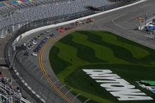 Starting grid for the 2018 Rolex 24 at Daytona