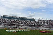 Coke Zero Sugar 400 at Daytona International Speedway - Race Results