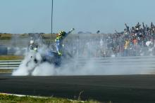 Valentino Rossi, 2004 South African MotoGP, Yamaha, Welkom,