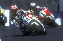 Schwantz: I only dragged my elbow when crashing!