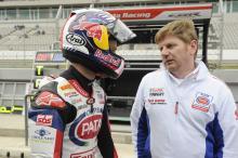 Honda names Chris Pike as World Superbike manager