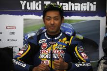 Takahashi: It won't be easy as Camier stand-in at Honda