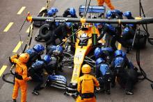 Brown hails McLaren's improved teamwork, operational strength