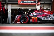 Rebellion closes out final Spa WEC practice fastest