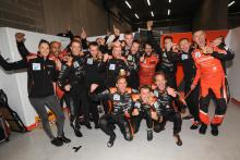Vergne, G-Drive clinch ELMS title at Spa