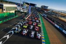 2020 Le Mans 24 Hours - Free Practice Results (1)