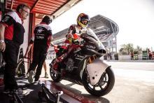 Moto2: Chassis, swingarm, aero work for MV