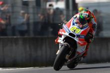 MotoGP top speed evolution