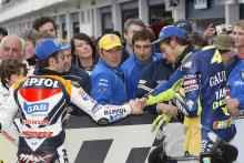 MotoGP Gossip: Biaggi: I miss rivalry with Rossi