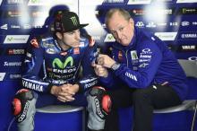 Yamaha shuts down Vinales-Forcada questions