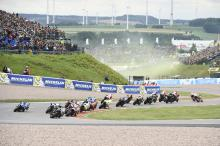Sachsenring to lose German MotoGP?