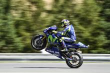 Rossi: A long, long time since I was fastest on Monday!