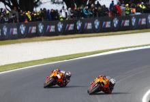 'Taking risks' integral to KTM progression