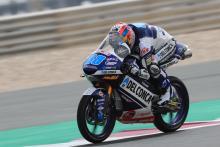 Moto3 Qatar - Free Practice (2) Results