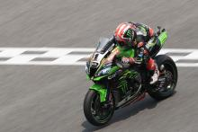 Rea powers to the top in Thailand