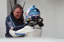 Collard 'super pumped' after maiden front-row