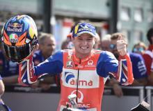 Miller auctions MotoGP helmet for Australian bushfire crisis