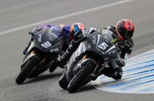 MotoE confirms cause of Jerez paddock fire