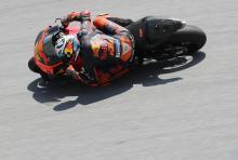 Pol Espargaro: I found the limit in Sepang crash
