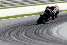 Aprilia MotoGP gains continue as Iannone skips final test day