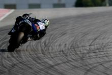 Maverick Vinales, Monster Yamaha,