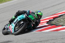Top 10 a good start for Petronas Yamaha - Morbidelli