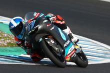 Moto3: McPhee: Everything is working for me
