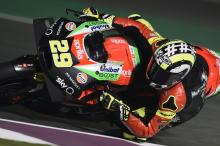 "Iannone upbeat but warns Aprilia debut ""won't be a walk in the park"""