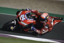 Dovizioso 'not 100 percent happy' on 'strange' day
