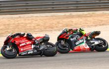 Aprilia aiming to keep Espargaro and Iannone, but…