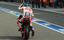Valencia MotoGP - Race as it happened