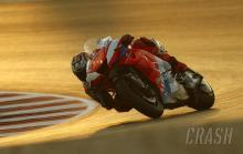 Ducati silent as ride-height footage emerges