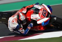 Qatar MotoGP test times - Sunday (6pm)