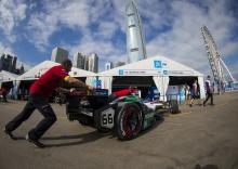 Abt stripped of maiden Formula E victory
