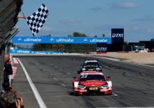 Rast wins opening Nurburgring race for Audi