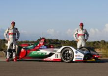 Audi launches Gen2 Formula E car for season five