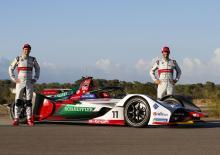 Audi launches Gen2 Formula E car for season five