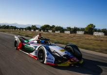 Formula E confirms Valencia testing entry list