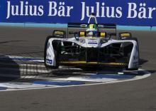 Di Grassi lowers pace in Formula E Punta del Este FP2
