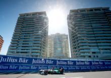 Formula E Punta del Este E-Prix - Race Results