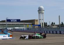 Abt takes Berlin Formula E pole, but investigation looms