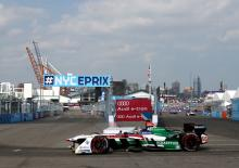 Formula E New York - Race 2 Results