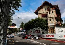 Formula E Swiss E-Prix - Race Results