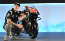 EXCLUSIVE: Fabio Quartararo - Interview